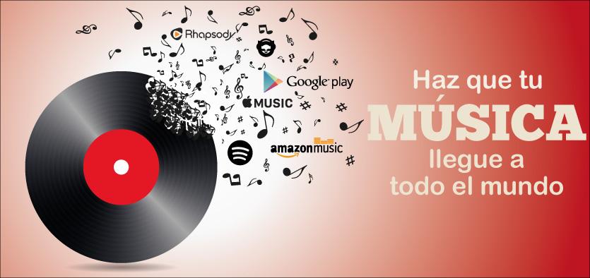 distribucion digital musica
